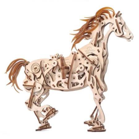 Конь-механоид от Ugears